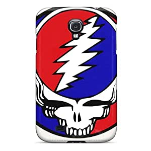 Samsung Galaxy S4 JMj14172trpK Provide Private Custom Realistic Grateful Dead Image Protector Cell-phone Hard Covers -SherieHallborg