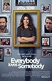 "EVERYBODY LOVES SOMEBODY - 11""x17"" Original Promo Movie Poster 2017 Karla Souza"