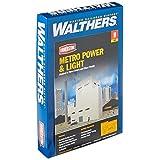 "Walthers, Inc. Metro Power & Light Kit, 9-7/16 X 4-11/16 X 10-5/8"" 23.9 X 11.9 X 26.9cm"