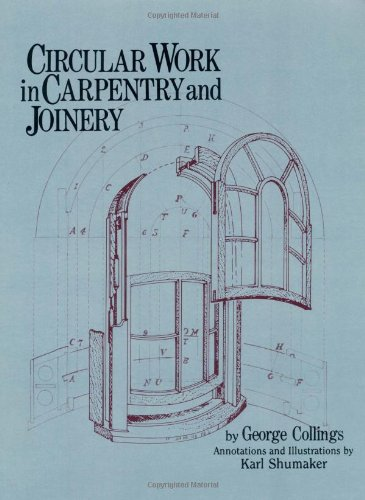 Circular Work in Carpentry and Joinery by Brand: Linden Publishing