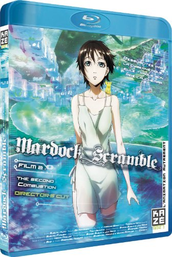 Mardock Scramble Film 2 : The Second Combustion [Blu-Ray]