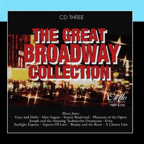 The Great Max 58% OFF Broadway 3 Collection Vol unisex