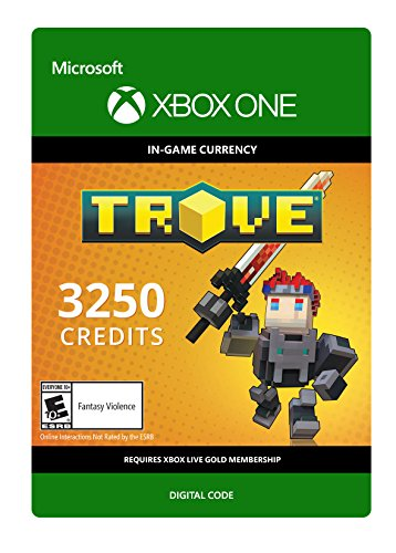 Trove: 3250 Credits - Xbox One [Digital Code] by Trion Worlds