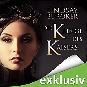Die Klinge des Kaisers (The Emperor's Edge 1) Hörbuch