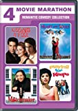 4 Movie Marathon: Romantic Comedy Collection (Kissing a Fool / Heart and Souls / The Matchmaker / Playing for Keeps)