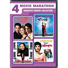 4 Movie Marathon: Romantic Comedy Collection (Kissing a Fool / Heart and Souls / The Matchmaker / Playing for Keeps) (1986)