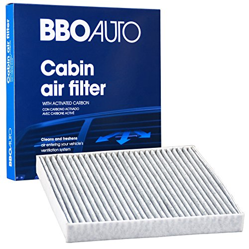 emium Cabin Air Filter with Active Carbon Media – Fits Dodge Caliber, Compass, Patriot, Journey, Avenger | Chrysler Sebring Limited (CF10729 REPLACEMENT) ()