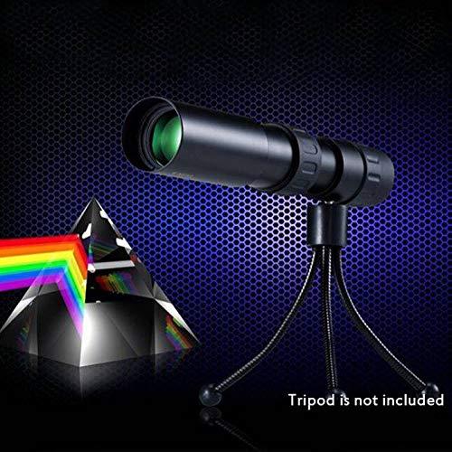 Boshile Roof BAK 4 Prism 10-100 x 32 Telescopic Monocular for 0.5-3000m Distance