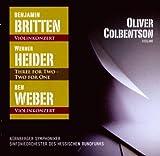 Britten-Heider-Ben Weber