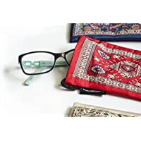 Oriental Carpet Eyeglass/Cellphone Case - Tebriz Design
