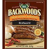 LEM Products 9012 Backwoods Bratwurst Fresh Sausage Seasoning