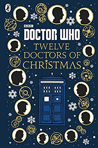 book cover of Doctor Who: Twelve Doctors of Christmas