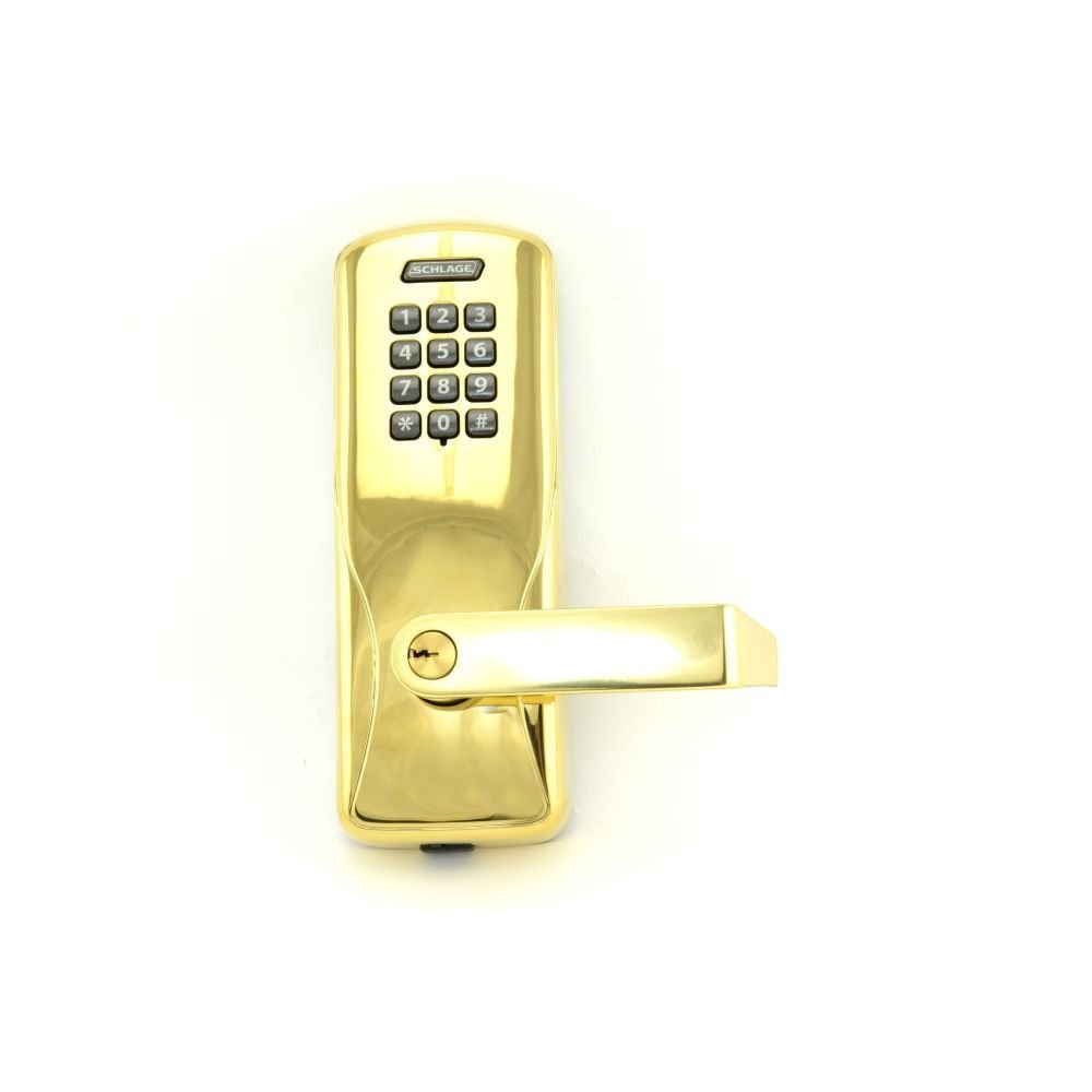 Schlage CO200 CY70PR RHO 643 Electronics Security Lock Rhodes for 13049 10025 KD