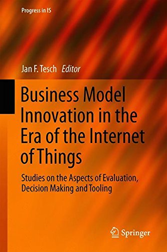 Business Model Innovation in the Era of the Internet of Things: Studies on the Aspects of Evaluation, Decision Making and Tooling