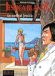 Jessica Blandy, tome 18 : Le Contrat Jessica