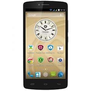 """Prestigio MultiPhone 5550 DUO 5.5"""" SIM doble 1GB 8GB 3000mAh Negro - Smartphone (14 cm (5.5""""), 8 GB, 13 MP, Android, 4.4, Negro)"""