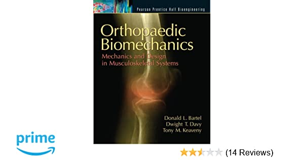 Orthopaedic biomechanics mechanics and design in musculoskeletal orthopaedic biomechanics mechanics and design in musculoskeletal systems 9780130089090 medicine health science books amazon fandeluxe Gallery