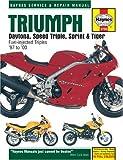 Triumph Fuel Injected Triples '97 - '00: Daytona, Speed Triple, Sprint & Tiger