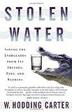 Stolen Water, W. Hodding Carter, 0743474074