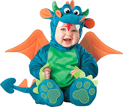 [Dinky Dragon Costume - Infant Medium] (Dinky Dragon Baby Costumes)