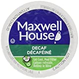 Kraft Maxwell House Decaf Coffee Pod, Compatible with Keurig K-Cup Brewers, 12-Count