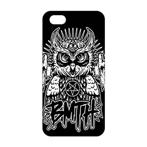 3D Case Cover Bring Me The Horizon Owl Phone Case for iPhone 5s