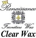 Renaissance Furniture Wax 8oz - Clear Wax