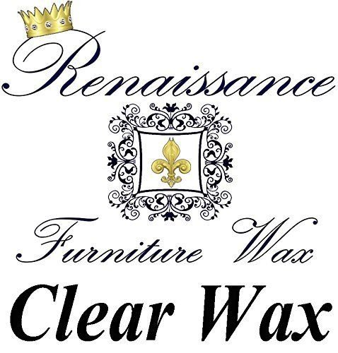 Renaissance Furniture Wax 8oz - Clear (Renaissance Wax)