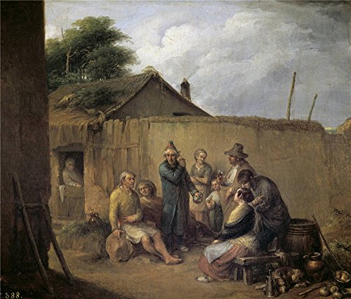 Oil Painting 'Alenza Y Nieto Leonardo Un Veterano Narrando Sus Aventuras Ca. 1843 ' Printing On Polyster Canvas , 30 X 35 Inch / 76 X 89 Cm ,the Best Game Room Decoration And Home Decoration And Gifts Is This Replica Art DecorativePrints On Canvas