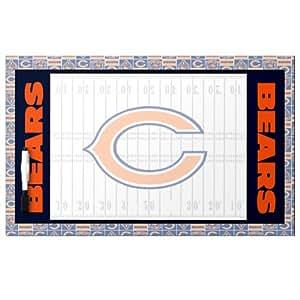 Amazon.com: Chicago Bears Dry Erase Board Magnet: Sports ...