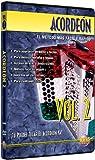 Acordeon, Vol 2: Tu Puedes Tocar El Acordeon Ya! (Spanish Language Edition) (DVD)