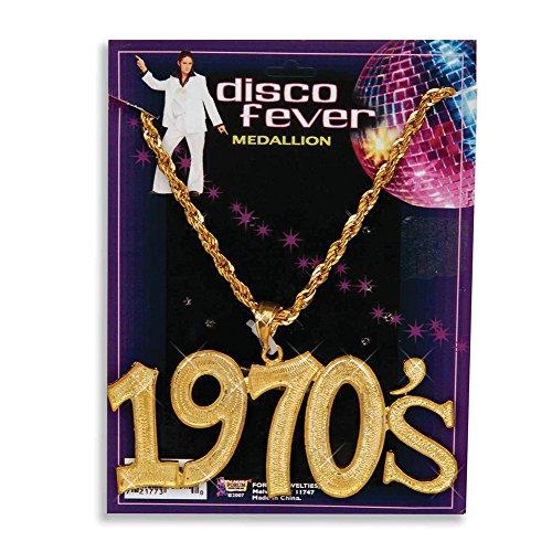 Bristol Novelty BA1079 1970's Necklace, One ()