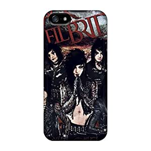 New Arrival Case Specially Design For Iphone 5/5s (black Veil Brides)