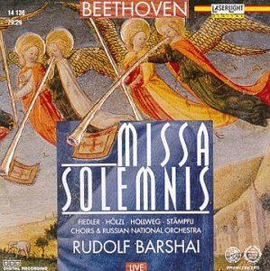 Missa Solemnis by Delta Music / LaserLight Digital