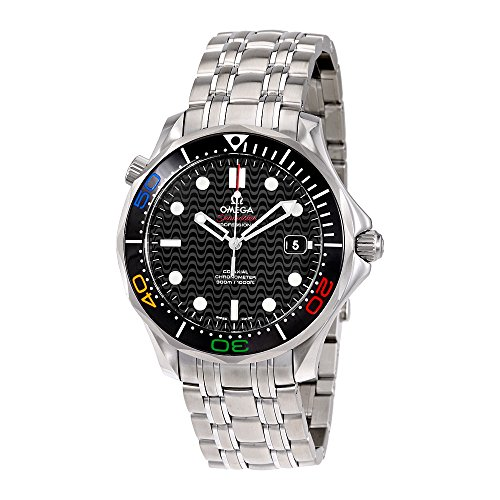 Omega Olympic Collection Rio 2016 Limited Edition Mens Watch 522.30.41.20.01.001