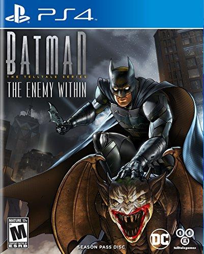 Batman: The Enemy Within - PlayStation - Mall Wayne Shopping