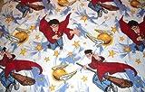 Harry Potter Original ''In Flight'' Flannel Blanket Twin/Full/Queen