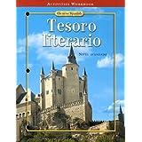 Tesoro literario Activities Workbook (Glencoe Spanish) (Spanish Edition)