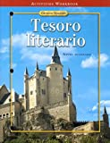Glencoe Spanish Tesoro Literario Activities Workbook, Margaret Adey and Louis Albini, 0078605768