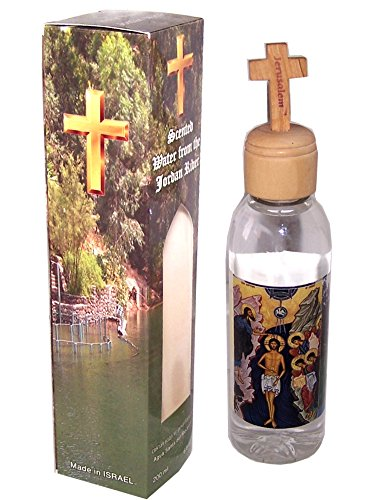 Holy Water from Jordan River - 4.2 fl ()