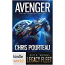 Legacy Fleet: Avenger (Kindle Worlds) (The First Swarm War Book 2)