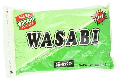 Horseradish Powder (S&B Wasabi Powder, 2.2-Pound)