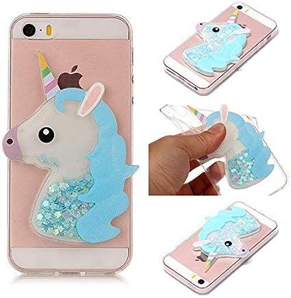 Cover iPhone SE, Custodia iPhone 5S, Caselover Custodia per iPhone ...