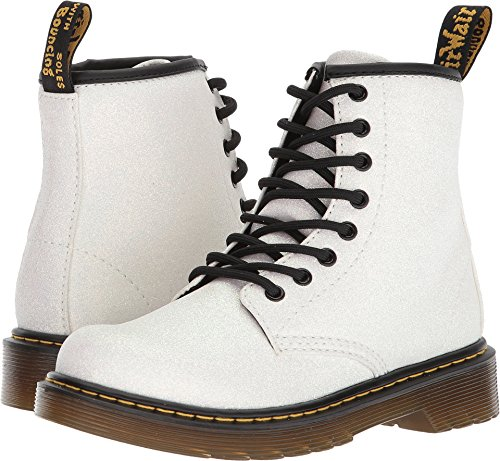 Dr. Martens Jenter Delaney Gltr Junior Blonder Boot Aurora Golden Lilla