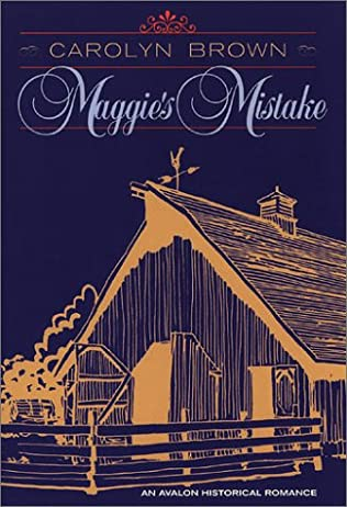book cover of Maggie\'s Mistake