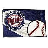 Northwest Minnesota Twins MLB Tufted Rug 20 X 30