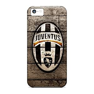 Durable Hard Phone Cases For iPhone 6 plus 5.5 With Custom Lifelike Juventus Clup Pattern JamieBratt