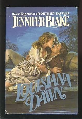 book cover of Louisiana Dawn