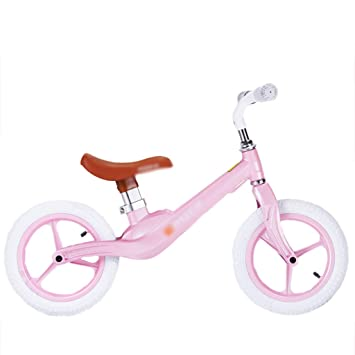 DUWEN Bicicleta de Dos Ruedas sin Soporte de aleación de magnesio para automóvil de Balance para