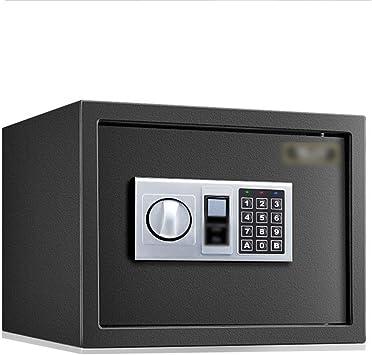 QFFL Caja fuerte, Cajas Fuertes, Contraseña Digital Caja Fuerte Caja de Seguridad For Contraseñas Domésticas Caja de Seguridad Caja de Seguridad para El Almacenamiento de La Oficina del Hotel Joyas A: Amazon.es: